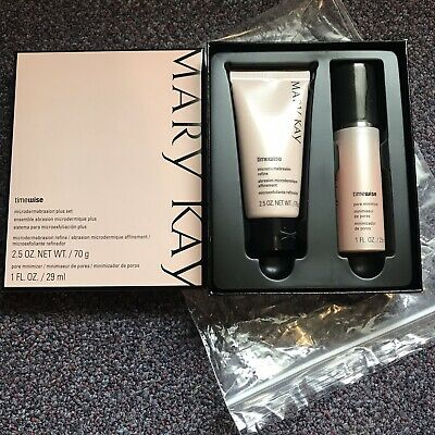 Mary Kay Timewise Microdermabration Plus Set - NEW IN BOX -  FREE SHIPPING