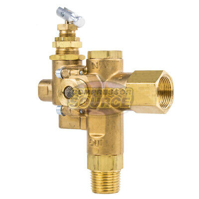 American Made Air Compressor Safety Valve Quincy 110513-200