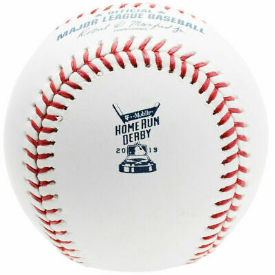 Rawlings 2019 Home Run Derby Official MLB Game Baseball Cleveland Boxed