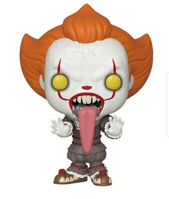 Funko Pop! Movies It Chapter 2 Pennywise W/Dog Tongue Pop Figure (Preorder)