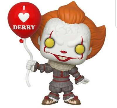 Funko Pop! Movies It Chapter 2 Pennywise With Balloon Pop Figure (Preorder)