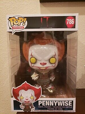 Funko Pop! Movies It Chapter 2 10 Inch Pennywise With Boat Pop Figure (Preorder)