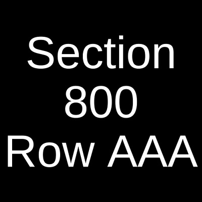 2 Tickets Game of Thrones Live Concert Experience 9/11/19 Hartford, CT
