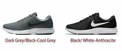 Nike Men's New Revolution 4 Shoes In Different Colors & Sizes