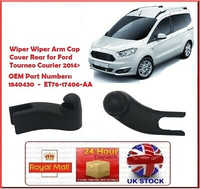 Ford Tourneo Courier Wiper Wiper Arm Cap Cover Rear from 2014>