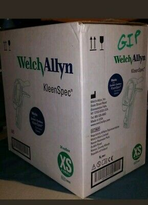 WELCH ALLYN 590XS KleenSpec 24 DISPOSABLE VAGINAL SPECULA OBGYN GYNECOLOGY EXAM