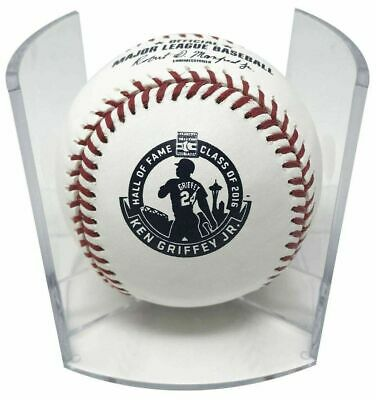Rawlings Ken Griffey Jr. Official MLB Hall of Fame Baseball Mariners Cubed