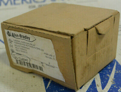 Allen-Bradley 193-T1AB40 Ser. A Thermal Overload Relay 2.9-4.0A *NEW
