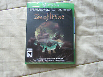 Sea of Thieves Xbox One Brand New Sealed (2018, Rare)