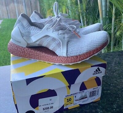 ADIDAS ULTRA BOOST 3.0 Crystal White Silver 47 13 12,5