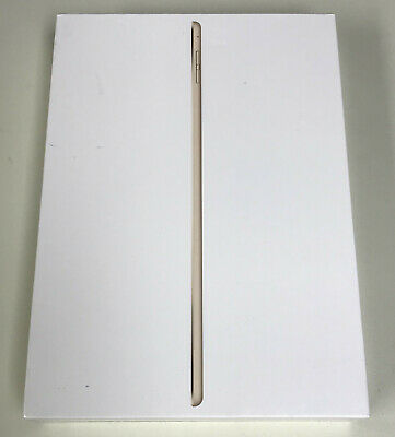 NEW Sealed Apple iPad Air 2nd Generation 16GB Wi-Fi White Gold MH0W2LL/A A1566