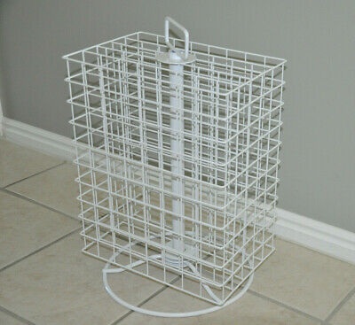 Provo Craft Spinner Rotating Artist Paint Storage Rack 160 2oz Bottles *EUC*