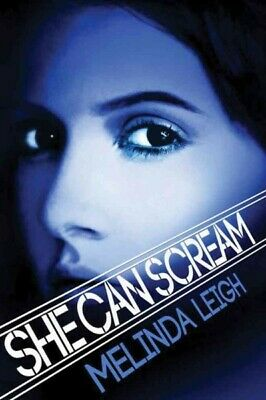 She Can Scream, Paperback by Leigh, Melinda, Brand New, Free shipping in the US