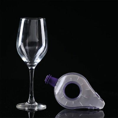 Red Wine Pourer Aerator Decanter Aerating Spout Filter Premium Air And Magic