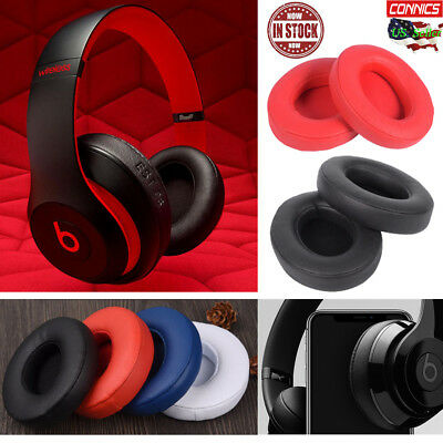 New Replacement Ear Pads For Monster Beats By Dr Dre SOLO HD/Solo Wired Headsets