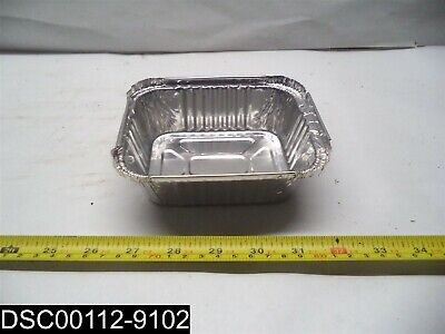 "QTY=350 Kari-Out #1 Oblong Tray 5"" X 4"""