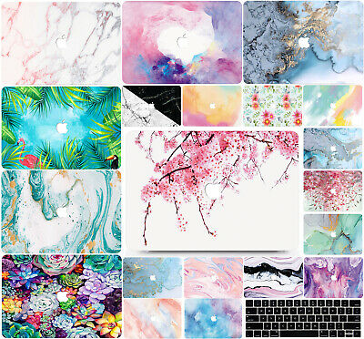 """Macbook Air 13 11 Macbook Pro 13 15 12""""inch Marble Hard Shell/Skin/Case/Cover DR"""