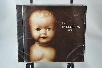 The Sundays  Blind CD 1992 DGC Brand New Factory Sealed