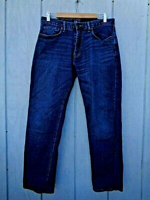 Gap Mens Boys Clothes Jeans Denim Pants Size 32 X 30 Blue
