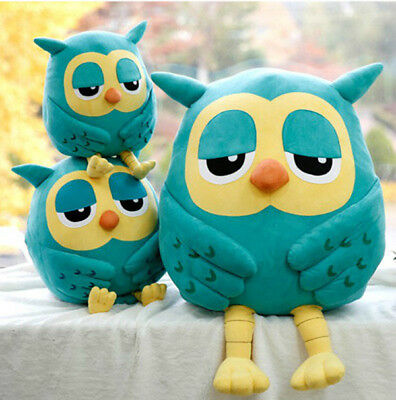 "18cm//7.0/"" FD2004 Sweet Lovely Owl Doll Plush Toy Wonderful Gifts 2 Colors size"