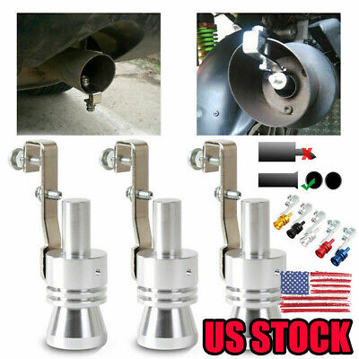 US STOCK Exhaust Pipe Oversized Roar Maker 2019 - High Quality Free Shipping #H