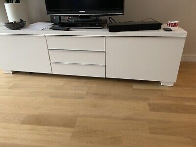 Awesome Ikea Besta Burs Tv Unit Bench High Gloss White 100 00 Andrewgaddart Wooden Chair Designs For Living Room Andrewgaddartcom