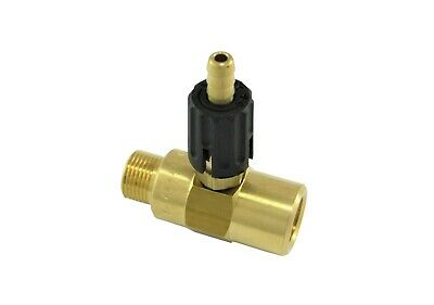 "Pressure Washer P.A Chemical Injector Brass Low Pressure Soap Venture 3/8"" BSP"