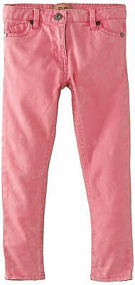 French Connection FCUK fluro jeans pink junior girls Age 14-15  *REF33
