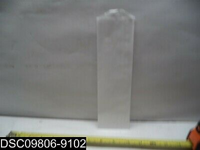 """DAMAGED: QTY=2000 Fischer Paper Products 4MG 2-3/4"""" x 10"""" White Silverware Bags"""