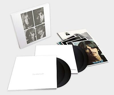 THE BEATLES ‎– WHITE ALBUM  AND ESHER DEMOS 50th ANNIVERSARY 4LP VINYL BOX NEW