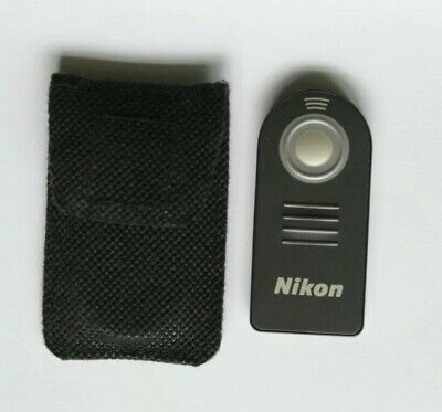 Genuine Nikon ML-L3 Infrared Remote Control D7500 D5500 D3400 D750 D610 D600 D70
