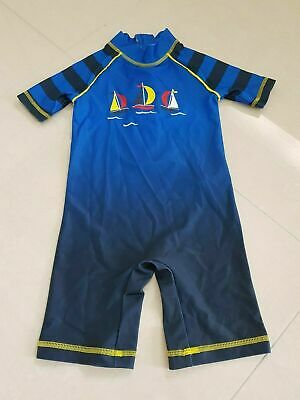 Baby Boys Sun Protection UV 40 Swimsuit Costume 3 Months - 4 Years