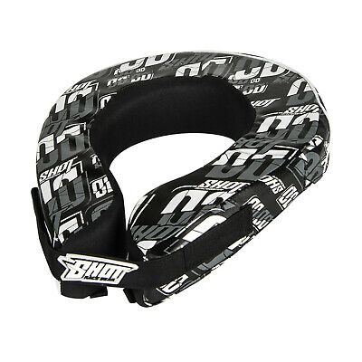 New Shot Shade Adult Motocross Mx Enduro Off Road Helmet Neck Brace Coller