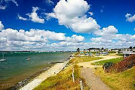 Static caravan coastal site - licence to 2035 Hampshire Willerby Caledonia 2014