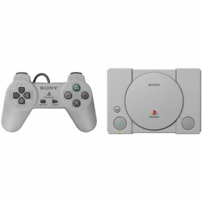 DEFEKT Sony PlayStation Classic Konsole Gaming Entertainment 1 Controller fehlt