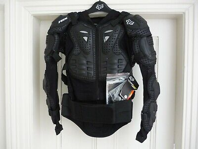 Fox Titan Sport jacket, body armour protection, Medium MTB moto