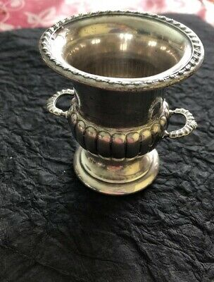Sterling Silver toothpick cup/spooner by Wallace No. 84 cup only