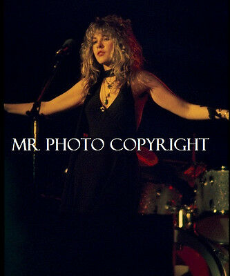 8x10 original photo   STEVIE NICKS FLEETWOOD MAC