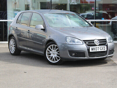 2007 07 VOLKSWAGEN VW GOLF 2.0 GT TDi 140 5dr [AC] - 17in ALLOYS - JULY 2020 MOT