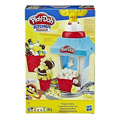 Play Doh Kitchen Creations Party Popcorn Playset