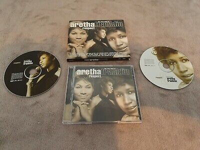Aretha Franklin - Respect - The Very Best Of Aretha -  CD Slip Case