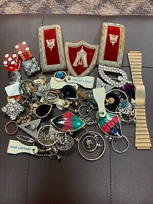 Vintage Junk Drawer Lot Estate Finds!