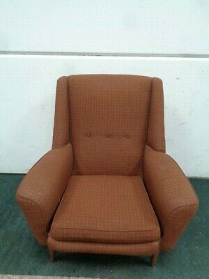 Retro Vintage  Easy Chair Armchair 60s 70s (b)?