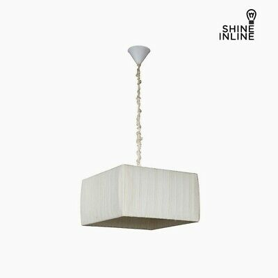 Suspension Coton Polyester (40 x 40 x 22 cm) by Shine Inline