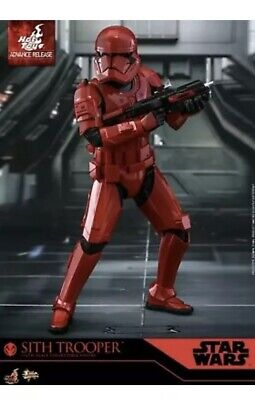 SDCC 2019 Star wars Sith Trooper fig Hot Toys Rise of Skywalker Exclusive