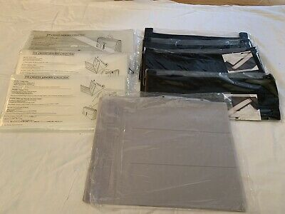 Creative Memories Deco File Organizer Lot Brand New In Packages