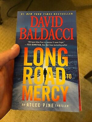 Long Road to Mercy by David Baldacci - Paperback