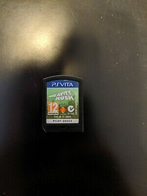 Gravity Rush - Sony PS Vita Game - Playstation
