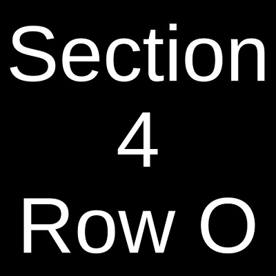 2 Tickets Ringo Starr and His All Starr Band 8/13/19 Roanoke, VA