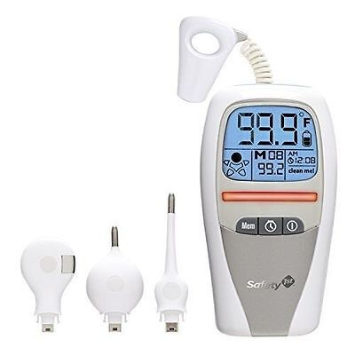 Safety 1st ProGrade Health Complete Family Thermometer